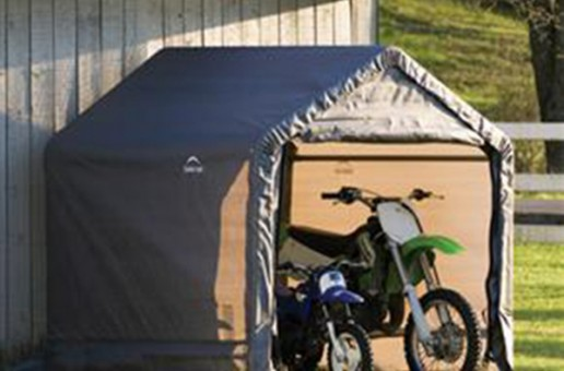 Why It's Crucial To Have A Motorcycle Shed