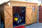 Should You Build Or Buy Your New Motorcycle Shed?