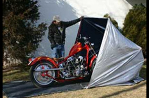 Choosing Whether To Go With A Portable Or Permanent Motorcycle Shed Solution